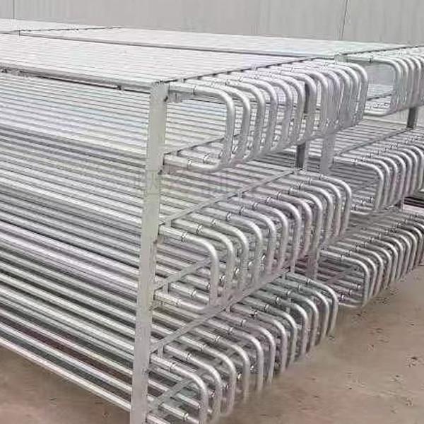 大庆铝管式搁架排管